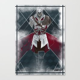 Assassins creed Canvas Print