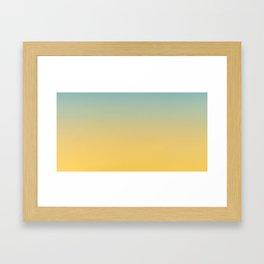 Hardwood texture pattern Framed Art Print