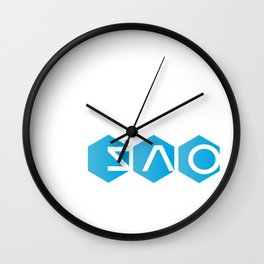 Sword Art Online: Logo (Version 2) Wall Clock