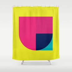 All About U Shower Curtain