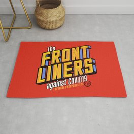 The Frontliners 1 Rug