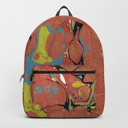 Abstract Painting ; Centaurus Backpack