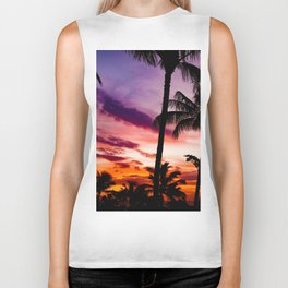Fire In The Sky Biker Tank