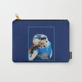 Budgie Wants a Scratch Carry-All Pouch