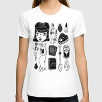 loll3 T-shirts featuring teen Witch by lOll3