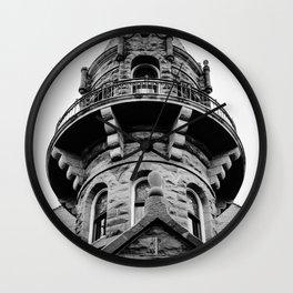 craigdarroch castle Wall Clock