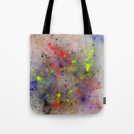 Primary Space Tote Bag