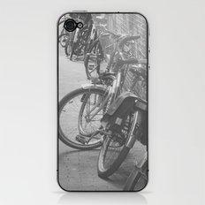 amsterdam bicycles... iPhone & iPod Skin