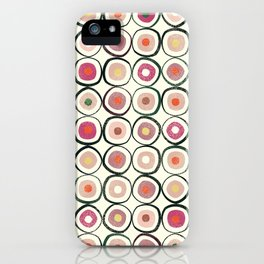 Sushi (That's How He Rolls) iPhone Case