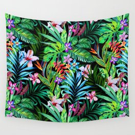 In The Jungle Wall Tapestry
