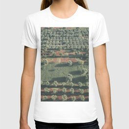 Italy Landscape, Drone photos, aerial photography, Puglia, countryside T-shirt