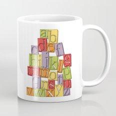 ABC Block Mug