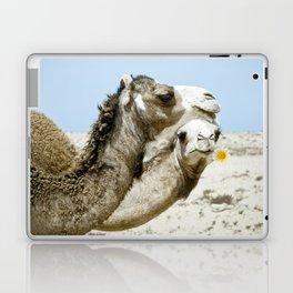 Daisy Camel Laptop & iPad Skin