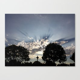 SkyView Canvas Print