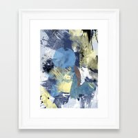 squirtle Framed Art Prints featuring Squirtle by S3NTRYdesigns