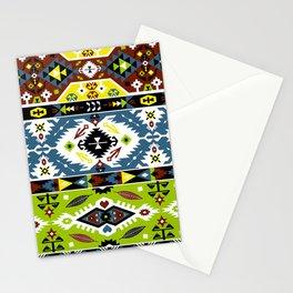 Boho Navajo Geometric Var. 9 Stationery Cards