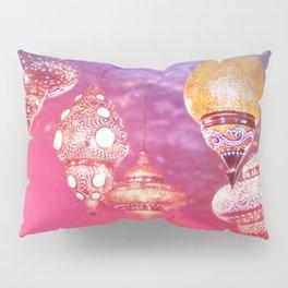Oriental Magical Lights and Love Pillow Sham