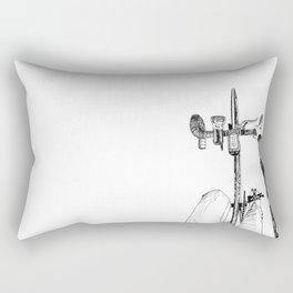 Little Wheels Rectangular Pillow