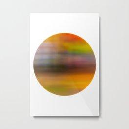 Planeton Metal Print