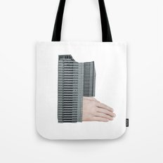 Hand Building Tote Bag