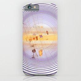 Galactic Art Wonderland Nebula iPhone Case