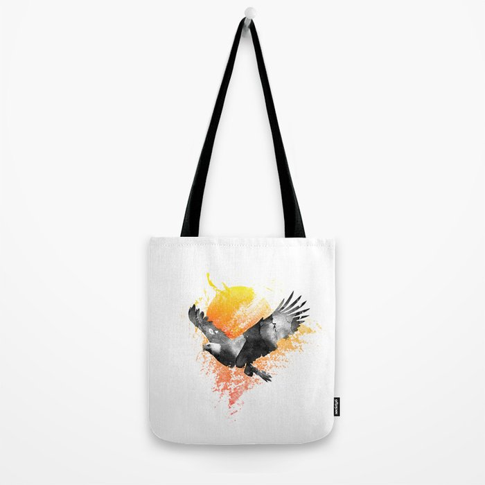 The Eagle that touched the Sun Tote Bag