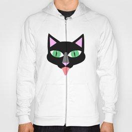 Norman Reedus's black cat Hoody