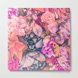 Flower color 4 Metal Print