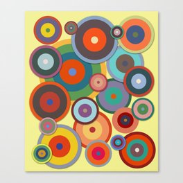 Kandinsky #3 Canvas Print