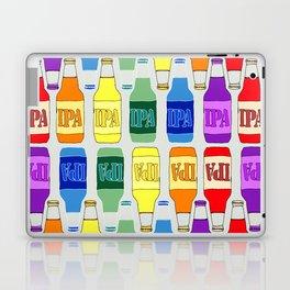 RAINBOW IPA BEER PATTERN Laptop & iPad Skin