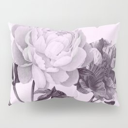 roses in purple and pink Pillow Sham
