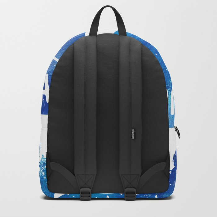 Wave Surf Area Backpack