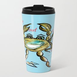 Come Out of Your Shell! Travel Mug