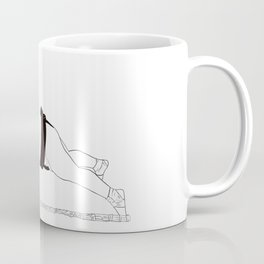 Two Sumos Coffee Mug