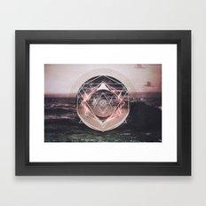 Forma 09 Framed Art Print