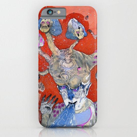 b l a m e iPhone & iPod Case