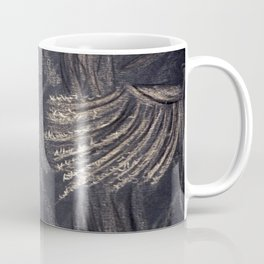 """The illusion of """" Frost on the lashes"""" Coffee Mug"""