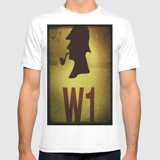 Hey Sherlock ! T-shirt