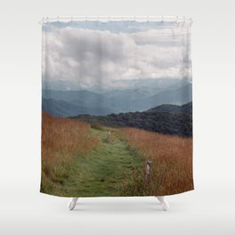 Max Patch Shower Curtain