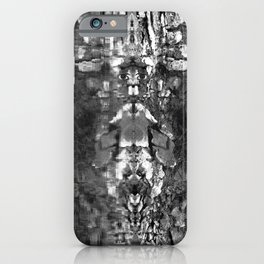 Watercolor Anthropomorphism 17, Beaver-suit iPhone Case