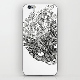 spirit of devonrex  iPhone Skin