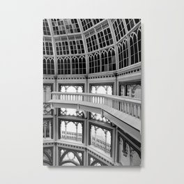 Louisiana Capitol Building Metal Print