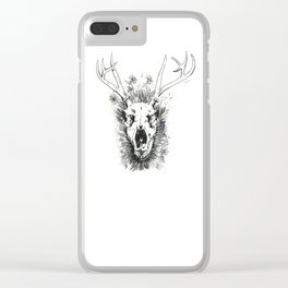 Till Death Do Us Part Clear iPhone Case