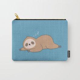 Kawaii Cute Lazy Sloth Carry-All Pouch