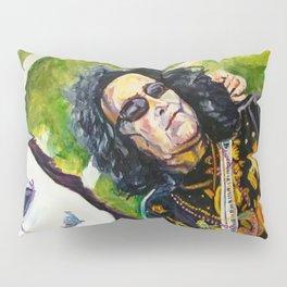 Roca del Muertos ( Rock the Dead) Pillow Sham