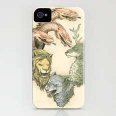 fight for the throne Slim Case iPhone (4, 4s)