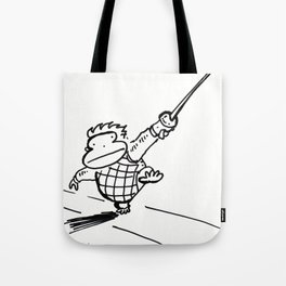 Ape Practices Epee Tote Bag
