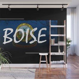 Boise Wall Mural