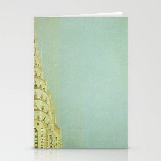 Top of the City - NYC Stationery Cards