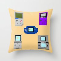 Love Of Convenience  Throw Pillow